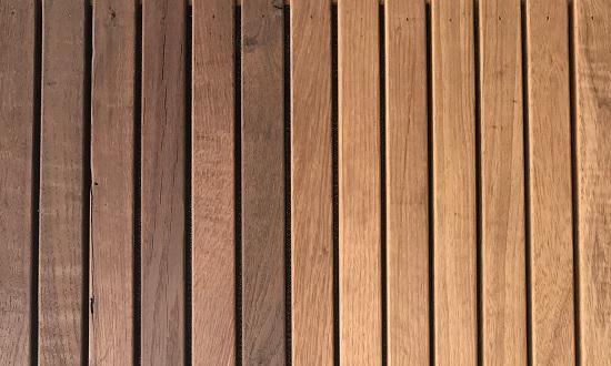 Plank profiel grijs