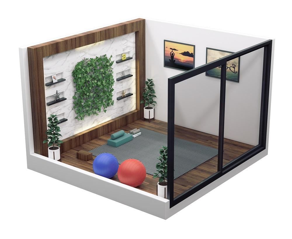 Yoga studio - Iso-Bella